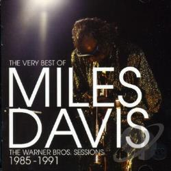 Davis, Miles - Very Best of the Warner Bros. Sessions 1985-1991 CD Cover Art