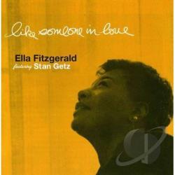 Ella Fitzgerald Like Someone In Love Cd Album