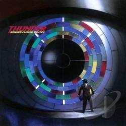 Thunder - Behind Closed Doors CD Cover Art