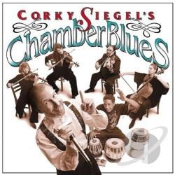 Corky Siegel's Chamber Blues - Corky Siegel's Chamber Blues CD Cover Art