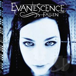 Evanescence - Fallen CD Cover Art