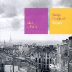 Reinhardt, Django - Jazz in Paris: Nuages CD Cover Art