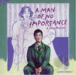 Original Broadway Cast - Man of No Importance, A CD Cover Art