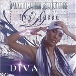 Ivy Queen - Diva Platinum Edition CD Cover Art