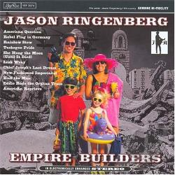 Ringenberg, Jason - Empire Builders CD Cover Art