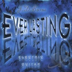 Burns, JD - Everlasting CD Cover Art