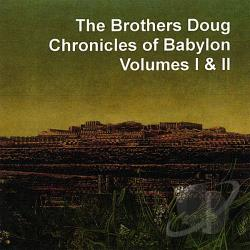 Brothers, Doug - Chronicles of Babylon CD Cover Art