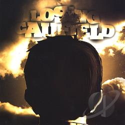 Losing Caufield - Darkest Side Of Town CD Cover Art
