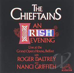 Chieftains - Irish Evening CD Cover Art
