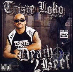 Loko, Triste - Death 2 Beef CD Cover Art
