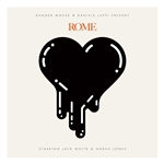 Danger Mouse & Daniele Luppi - Rome DB Cover Art