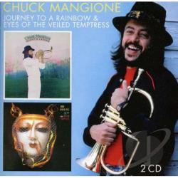 Mangione, Chuck - Journey To A Rainbow / Eyes Of The Veiled CD Cover Art