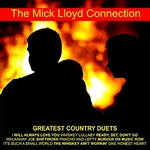 Connection, Mick Lloyd - Greatest Country Duets DB Cover Art