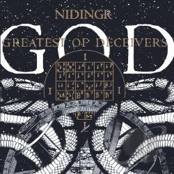 Nidingr - Greatest of Deceivers CD Cover Art