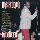 Redding, Otis - In Concert CD Cover Art