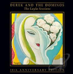 Derek & The Dominos - Layla Sessions: 20th Anniversary Edition CD Cover Art