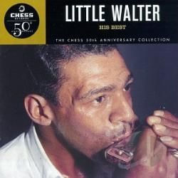 Little Walter - His Best CD Cover Art