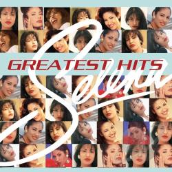 Selena - Greatest Hits CD Cover Art