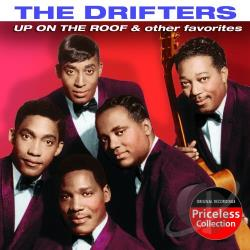 Drifters - Up on the Roof & Other Favorites CD Cover Art