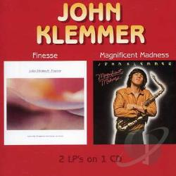 Klemmer, John - Finesse/Magnificent Madness CD Cover Art