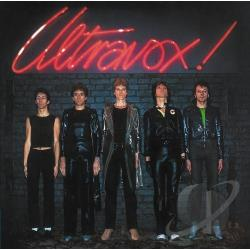Ultravox - Ultravox! CD Cover Art