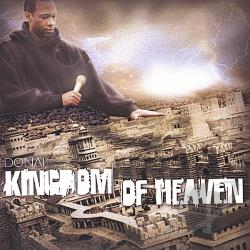 Donai - Kingdom of Heaven CD Cover Art