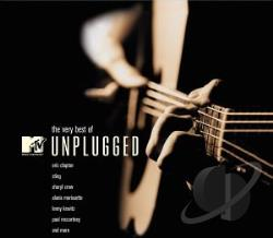 Best Of MTV Unplugged CD Cover Art