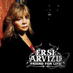 Arvizu, Ersi - Friend for Life CD Cover Art