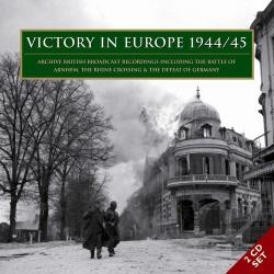 Victory in Europe 1944-1945 CD Cover Art