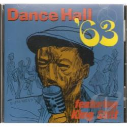 King Stitt - Dance Hall '63 Featuring King Stitt CD Cover Art
