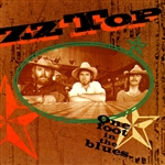 ZZ Top - One Foot In the Blues DB Cover Art