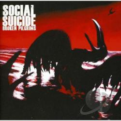 Social Suicide - Broken Pilgrims CD Cover Art