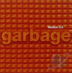Garbage - Version 2.0 CD Cover Art