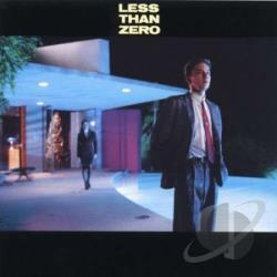 Less Than Zero Soundtrack Cd Album