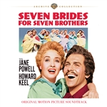 Seven Brides for Seven Brothers CD Cover Art