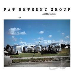 pat metheny american garage cd album