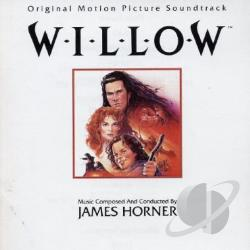 Horner, James - Willow CD Cover Art