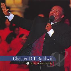 Baldwin, Chester D.T. - Sing It on Sunday Morning! CD Cover Art