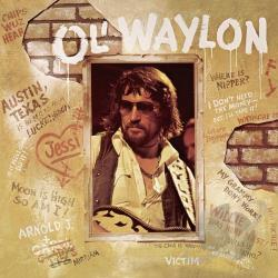 Jennings, Waylon - Ol' Waylon CD Cover Art