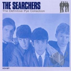 Searchers - Definitive Pye Collection CD Cover Art