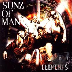 Sunz Of Man - Elements CD Cover Art