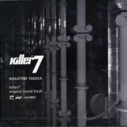 Killer 7 CD Cover Art