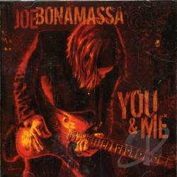 Bonamassa, Joe - You & Me CD Cover Art