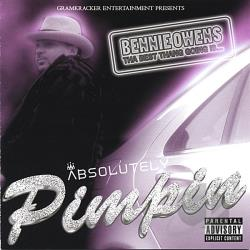Owens, Bennie - Absolutely Pimpin CD Cover Art