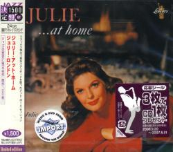 London, Julie - Julie At Home CD Cover Art