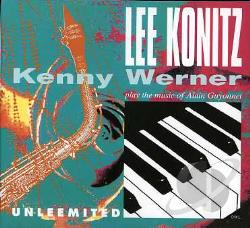 Konitz, Lee / Werner, Kenny - Unleemited CD Cover Art
