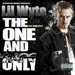 Lil Wyte - One and Only CD Cover Art