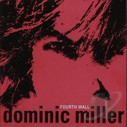 Miller, Dominic - Fourth Wall CD Cover Art