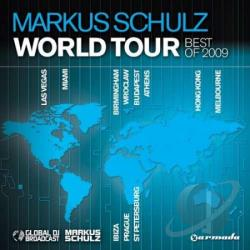 Schulz, Markus - World Tour: Best of 2009 CD Cover Art