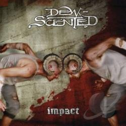 Dew-Scented - Impact CD Cover Art